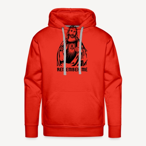 REMEMBER ME - Men's Premium Hoodie