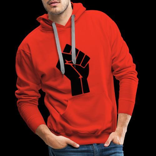 NEGRU LIVES MATTER - Sweat-shirt à capuche Premium pour hommes