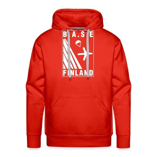 base logo box - Men's Premium Hoodie