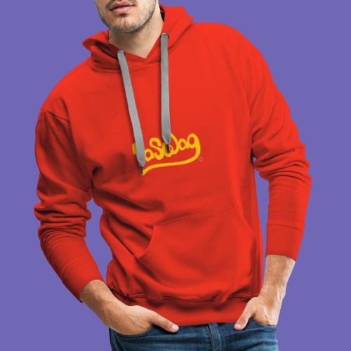YaSwag - Sweat-shirt à capuche Premium pour hommes