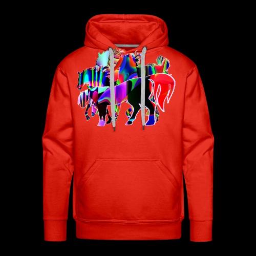 Die Familie - Sweat-shirt à capuche Premium pour hommes