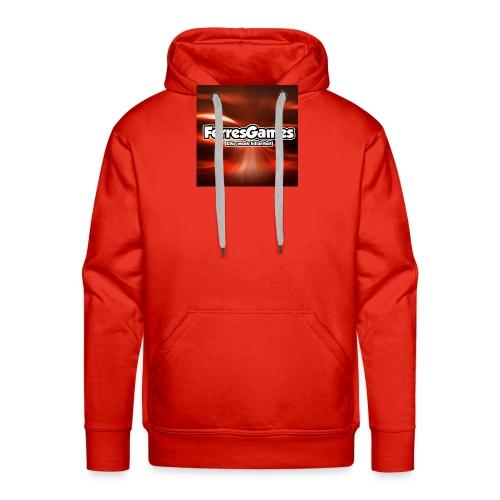 FerresGames PET - Mannen Premium hoodie