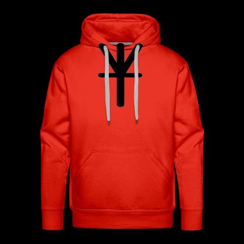 Braden Black Logo - Men's Premium Hoodie