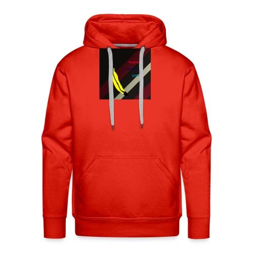 HCG Banaan - Mannen Premium hoodie