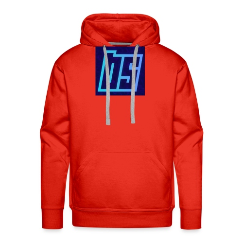 backgrounder_-17- - Men's Premium Hoodie