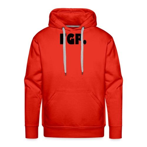 FGP: Standart Logo - Männer Premium Hoodie