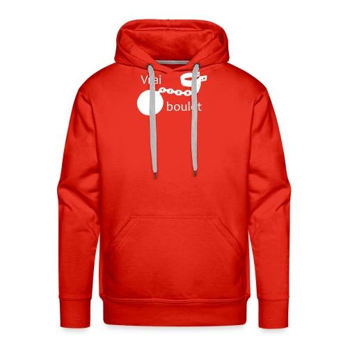 Bavarde - Sweat-shirt à capuche Premium pour hommes