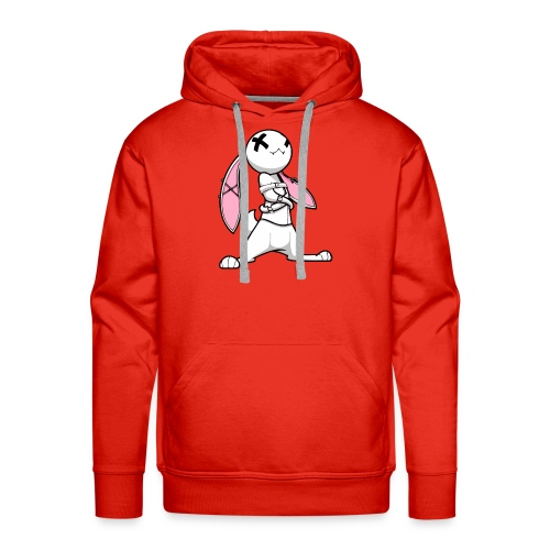 Conejo Pisical - Sudadera con capucha premium para hombre
