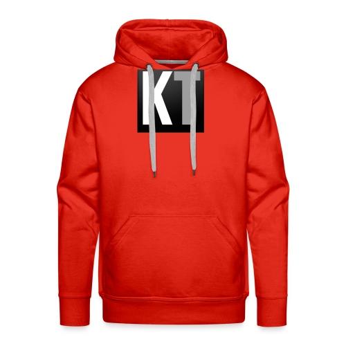 KT iPhone edition phone case - Men's Premium Hoodie