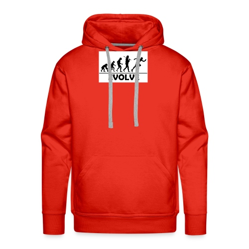 EVOLVE - Mannen Premium hoodie