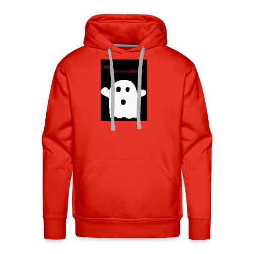 Cute Ghost - Miesten premium-huppari