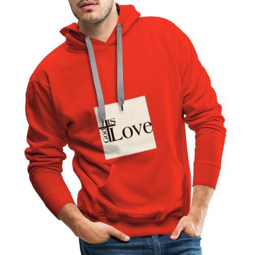 Good love - Men's Premium Hoodie