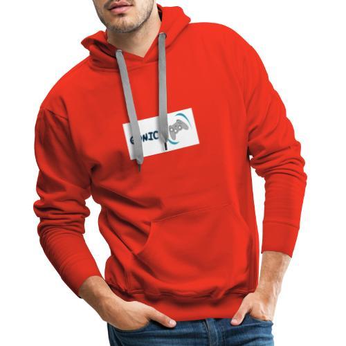 Gonic logo | Flippin' controller - Premiumluvtröja herr