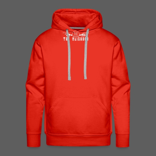 cool png 4k - Mannen Premium hoodie