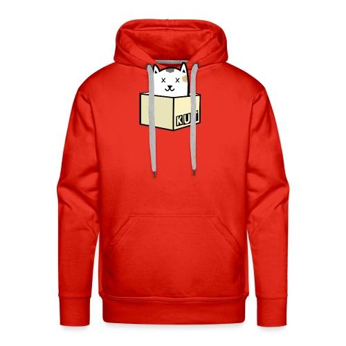 Kitten Los Default Colours - Mannen Premium hoodie