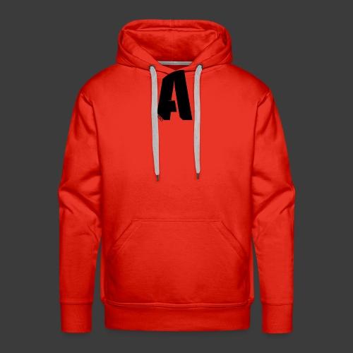 ARGO™ Noir - Sweat-shirt à capuche Premium pour hommes