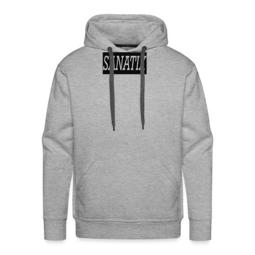 SanatixShirtLogo - Men's Premium Hoodie