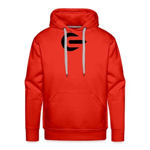 IOU Logo - Men's Premium Hoodie