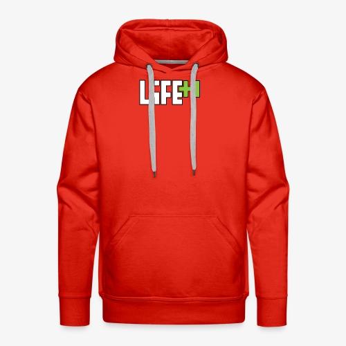 Life +1 - Men's Premium Hoodie