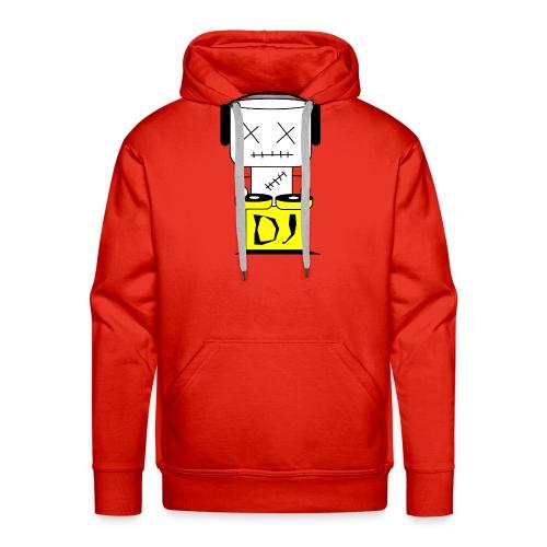 DJ Puppet XL - Männer Premium Hoodie