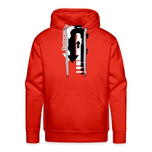 pfeile 4 logo - Männer Premium Hoodie