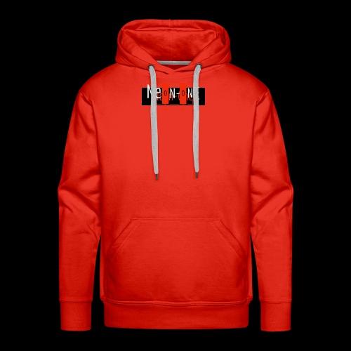 Neon-One - Sweat-shirt à capuche Premium pour hommes