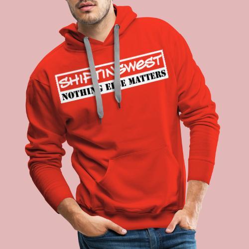 ShiftingWest - Mannen Premium hoodie