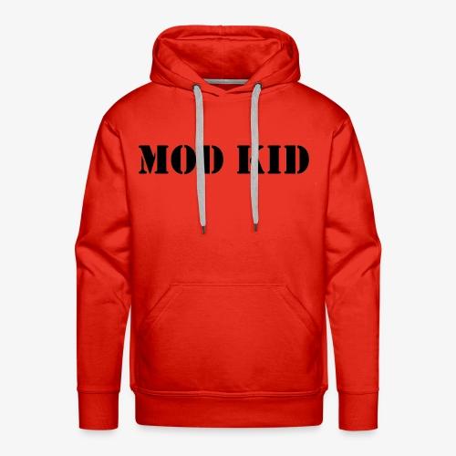 Mod kid - Men's Premium Hoodie
