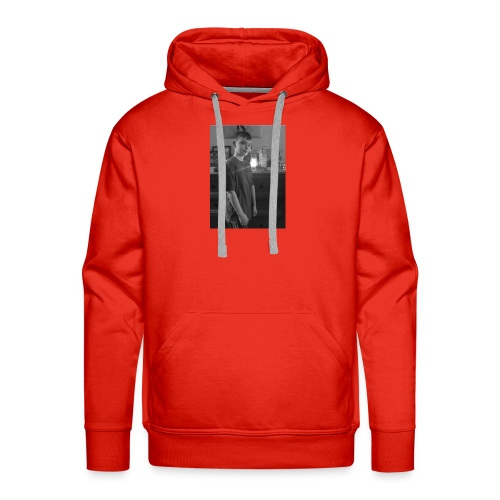 Rafe Featherstone signed limited edition - Men's Premium Hoodie