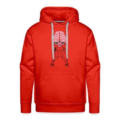 Primo logo di Kenju Tuber - Felpa con cappuccio premium da uomo