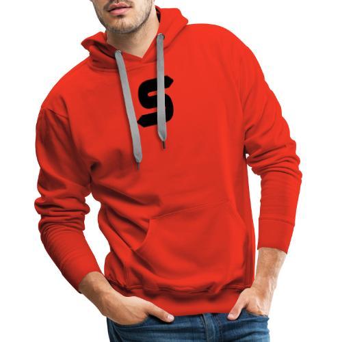 Black Design - Men's Premium Hoodie