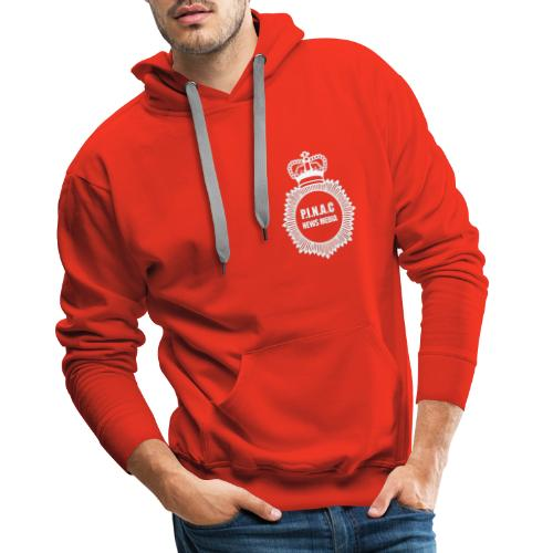 PINAC Photography Is Not A Crime - Men's Premium Hoodie