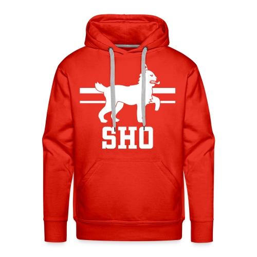 SHO Häme - Miesten premium-huppari