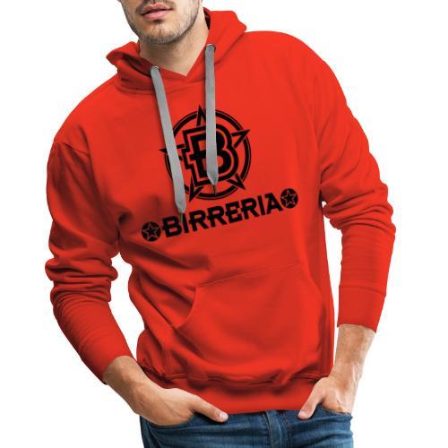 Logo Birreria 2021 Black - Männer Premium Hoodie