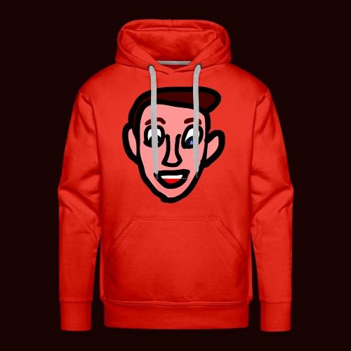 Stefjeee merch - Mannen Premium hoodie