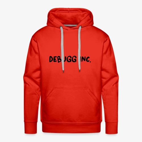 Debugg INC. Brush Edition - Men's Premium Hoodie
