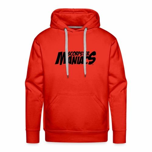 Scorpster Maniacs - Mannen Premium hoodie