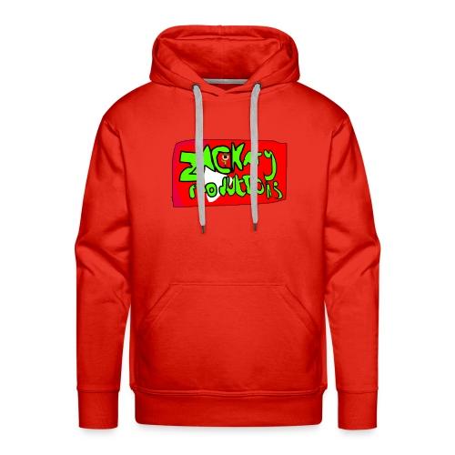 ZackaryProductions Desgin - Men's Premium Hoodie
