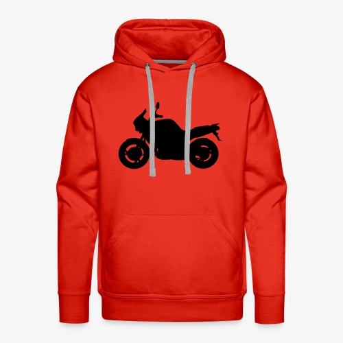 3VD - Mannen Premium hoodie