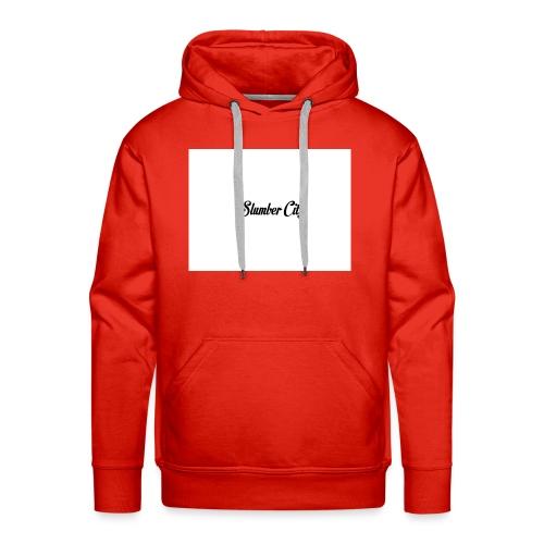 Slumber City - Men's Premium Hoodie
