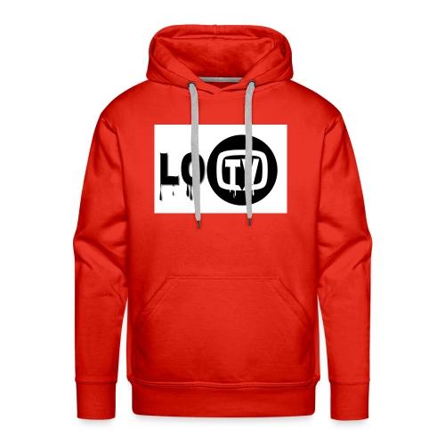 Lo_TV_ - Mannen Premium hoodie