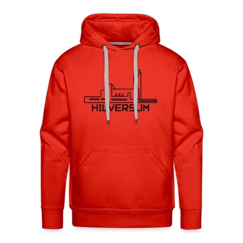 PIXEL Hilversum gemeentev2 - Mannen Premium hoodie