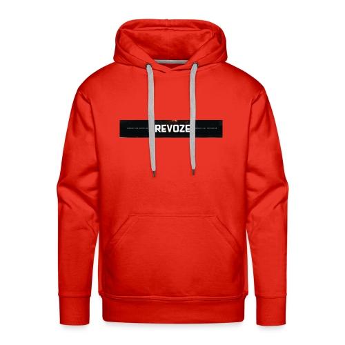 Merchandise met banner - Mannen Premium hoodie