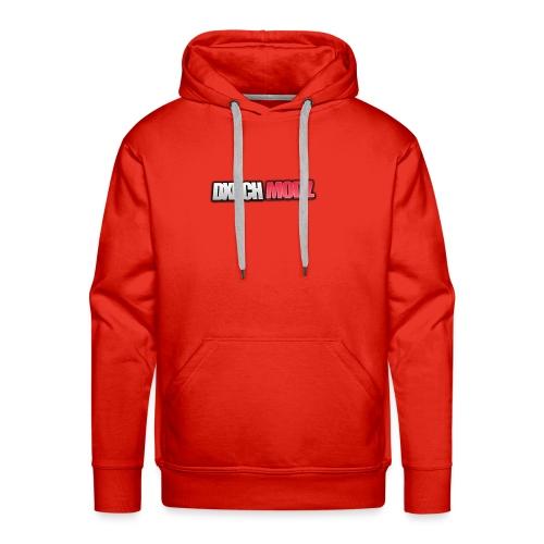 DXNCH LOGO DESIGN - Men's Premium Hoodie