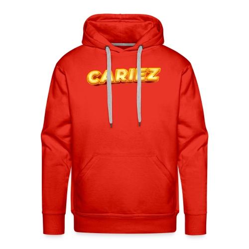 Cariez logo HQ - Premiumluvtröja herr