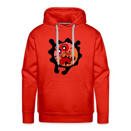 scary cartoon - Mannen Premium hoodie