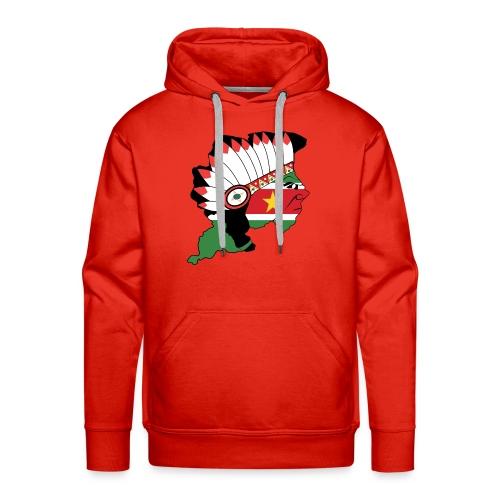 Suriname - Mannen Premium hoodie