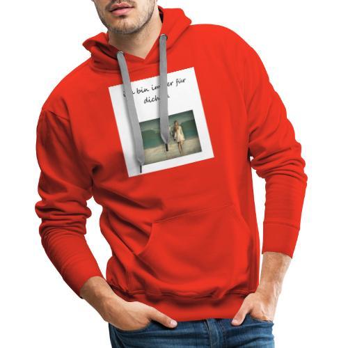Verliebte - Männer Premium Hoodie