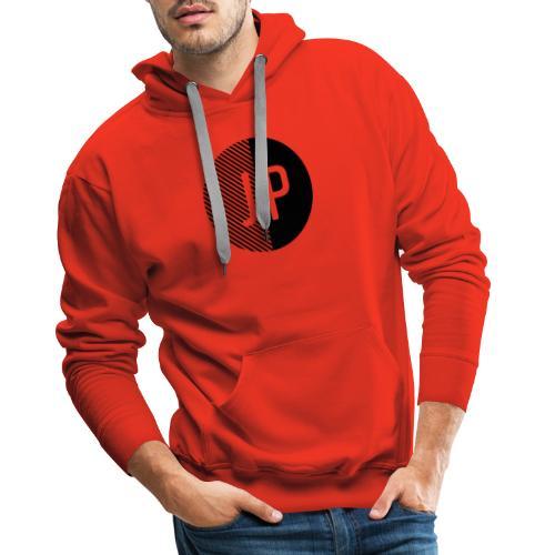 JP Icon Black 3 - Männer Premium Hoodie