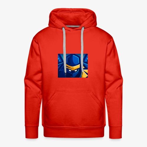 If you want to be a ninja like me buy my merch - Men's Premium Hoodie